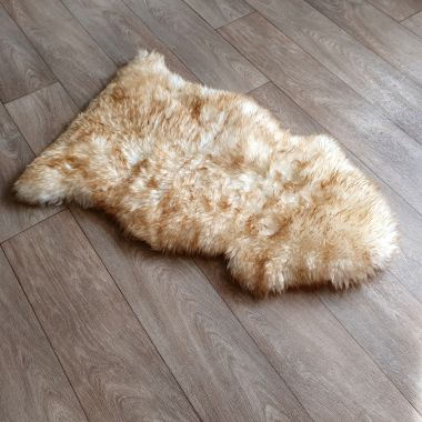 Tipped Sheepskin Rug